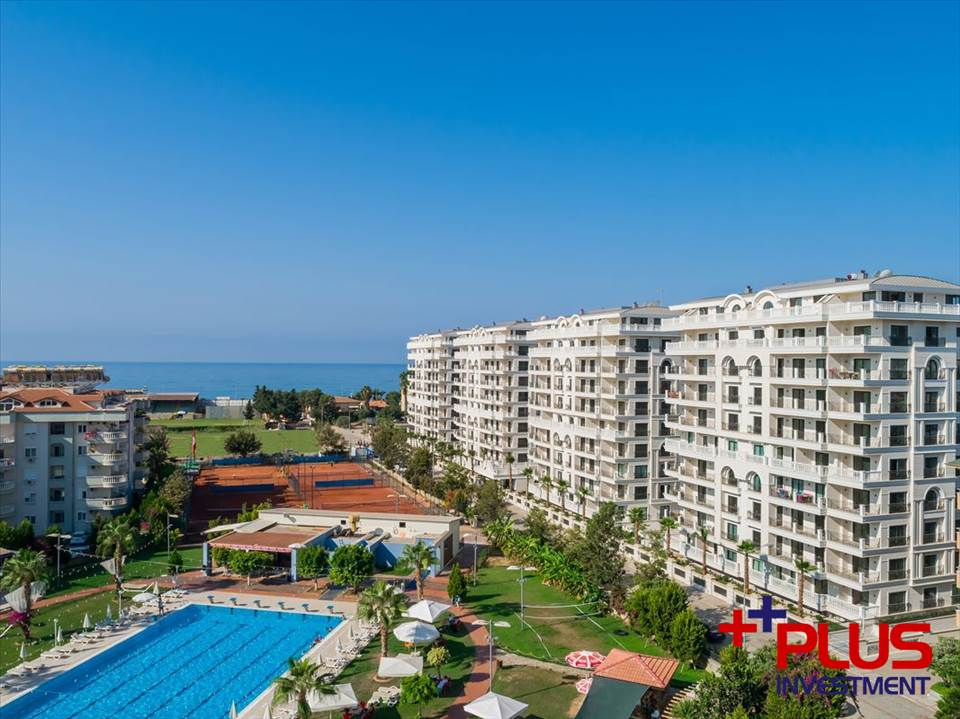 Plus Investment Alanya Alanya Towers